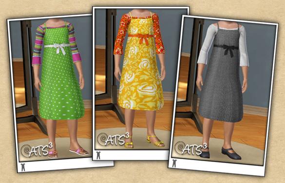 Around the Sims 3  | Cloth | Vêtement