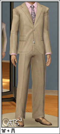 Around the Sims 3  | Cloth | Vêtement