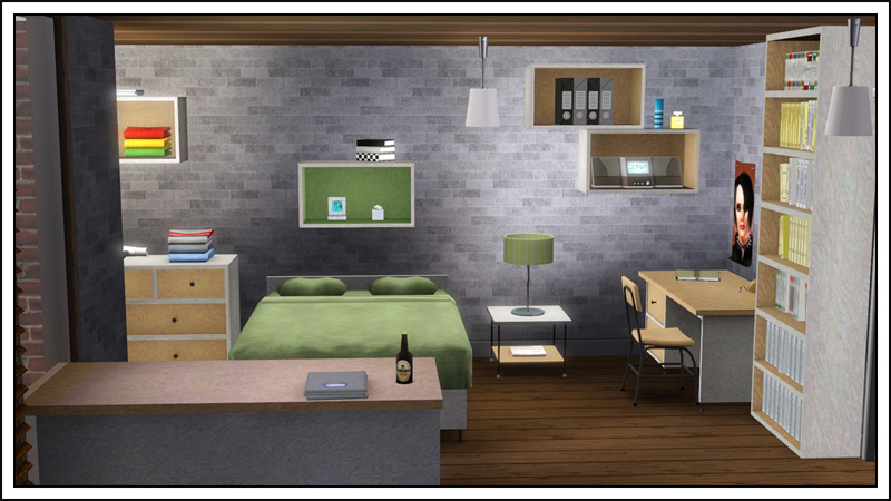 . Around the Sims 3   Custom Content Downloads  Objects   Bedroom