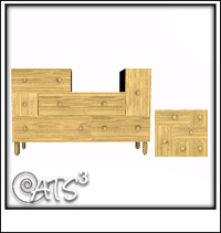 Commode ikea hemnes