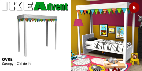 Around the sims custom content downloads objects gifts of for Ikea tableau magnetique