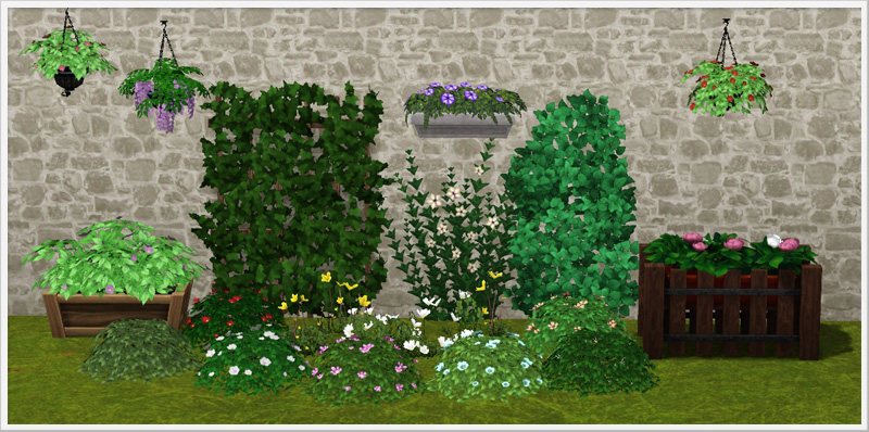 how to get plantsims sims 3