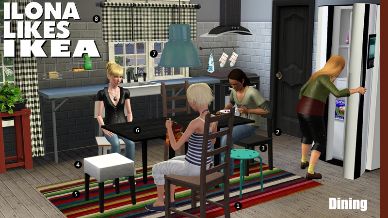 Superb Around The Sims 3