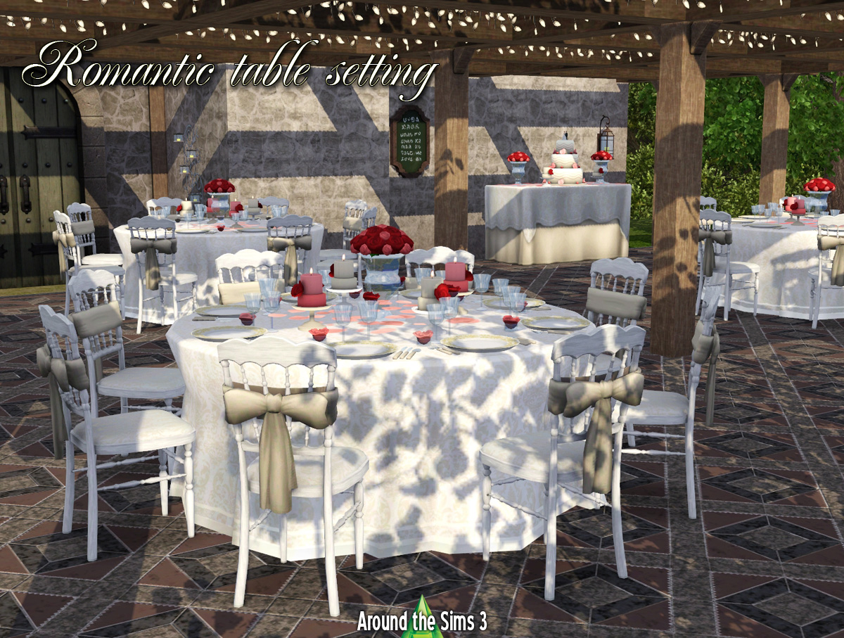 sims 3 cc furniture. I\u0027m Setting Up A Big Wedding In My Game (Ambroise De Clairtonnerre \u0026 Allison Harvet For Anyone Knowing Sims!), But I Needed Few Stuff Before Being Able Sims 3 Cc Furniture G