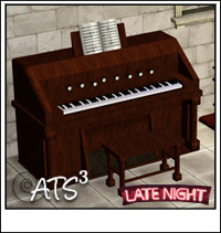 Around the Sims 3   Custom Content Downloads  Objects   Church