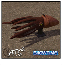 Around the Sims 3 | Custom Content Downloads| Objects | Jules Verne Park