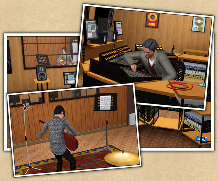 Music Studio Items by All About Style Prevue_02