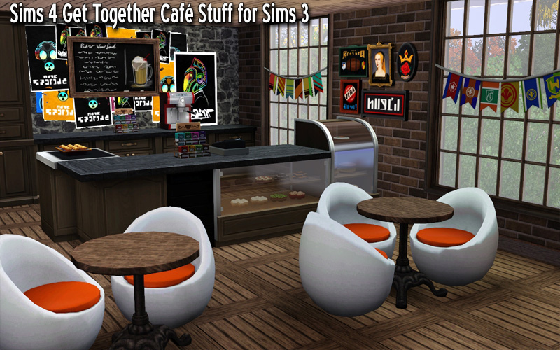 Around the Sims 3 | Custom Content Downloads| Objects | Sims