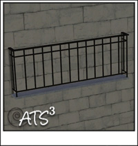 Around the sims 3 custom content downloads objects for Sims 4 balcony