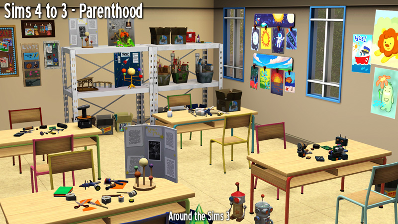 objets sims 4