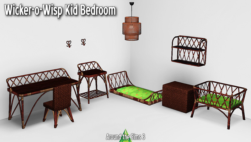Around the Sims 3 | Custom Content Downloads | Objects - Objets