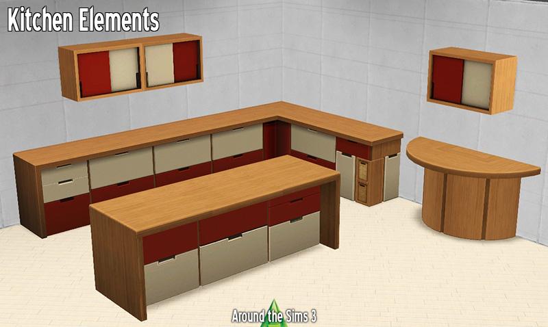 Around the Sims 3 | Custom Content