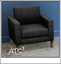 Around the sims 3 custom content downloads objects living room ikea - Fauteuil meridienne ikea ...