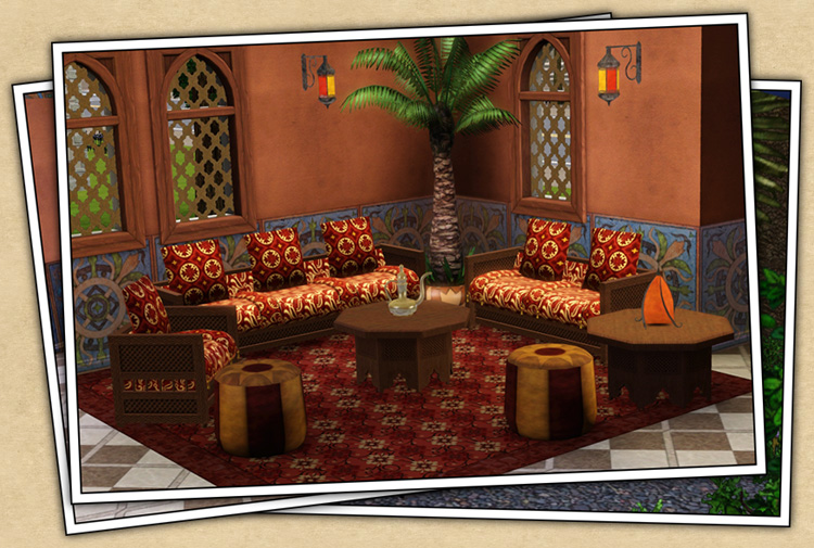 Around The Sims 3 Custom Content Downloads Objects Living