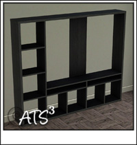 tv storage meuble tlvision ikea expedit like ats3 object ilonasoffice tvstorage expedit - Meuble Tv Ikea Expedit