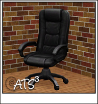 Around the sims 3 custom content downloads objects office for Chaise game free download