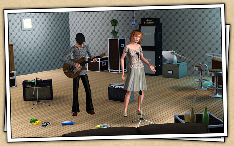 Music Studio Items by All About Style Prevue_01