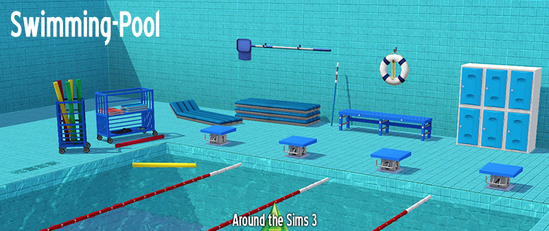 Around the Sims 3 | Free Custom Content to Download for the