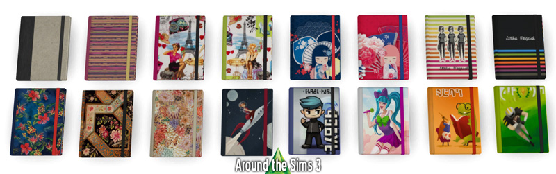 Around the Sims 3 | Custom Content Downloads | Objects