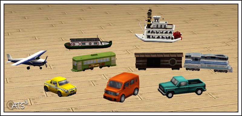 Around the sims 3 | custom content downloads| objects | kids.